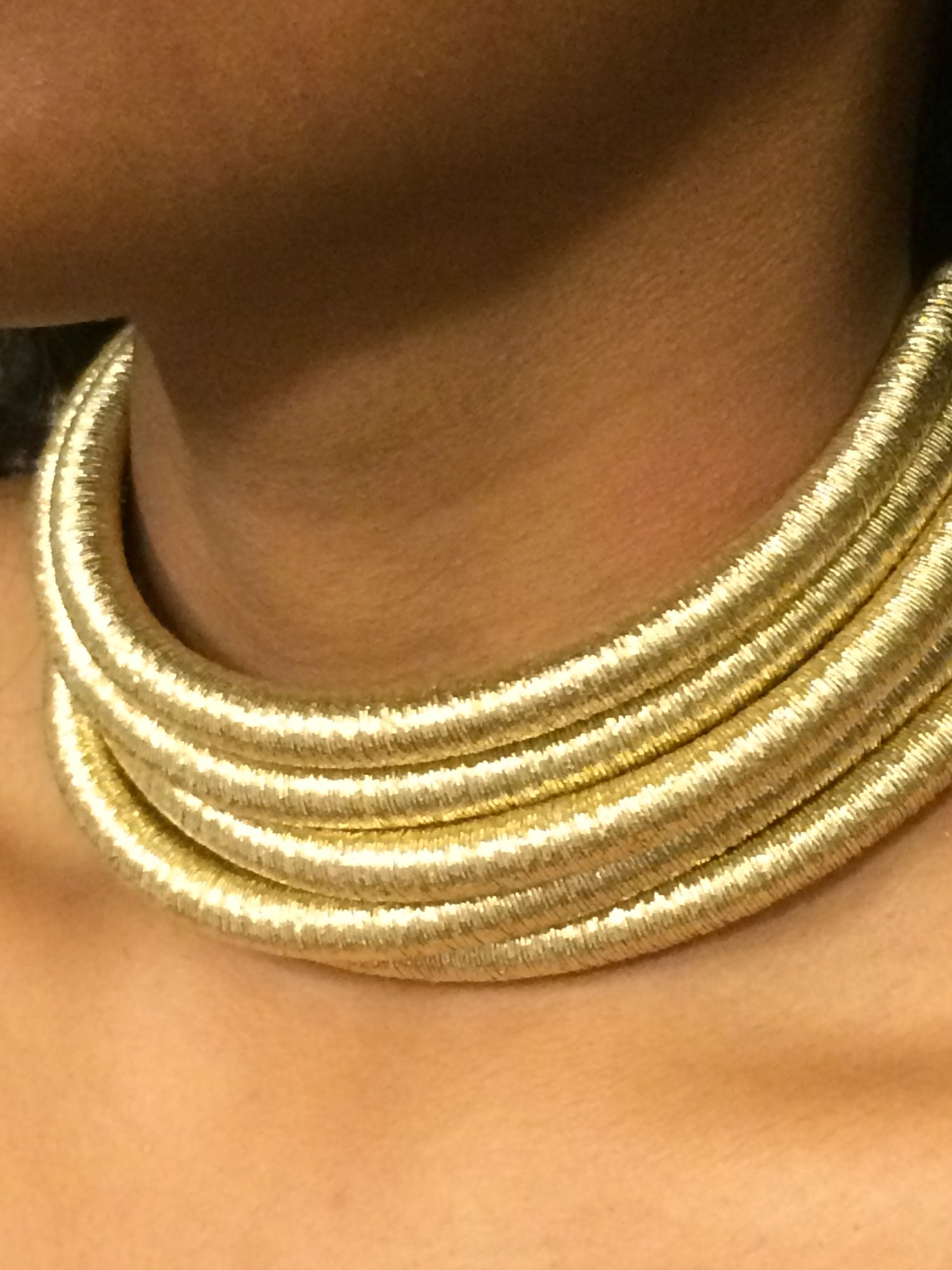Image of Coil Layered Choker