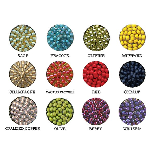 Image of Small dot Earring - 32 Colors Available