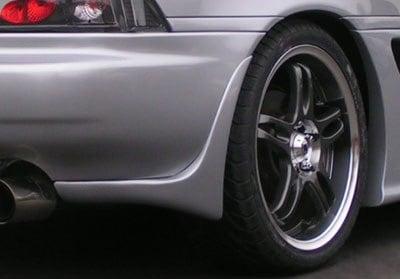 Image of 91-99 MR2 MK2 SW20 Phoenix Power Rear Add Ons/Valences