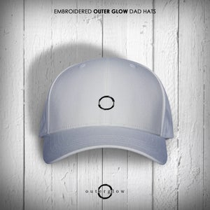 "Image of Outer Glow ""Dad"" hats"