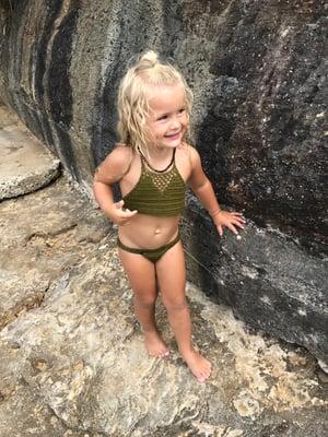 Image of Beach Babe Plain Bikini