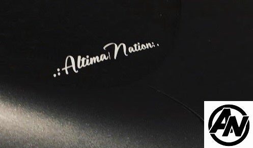 Image of Altima Nation Official Decal (8.5x1.25)