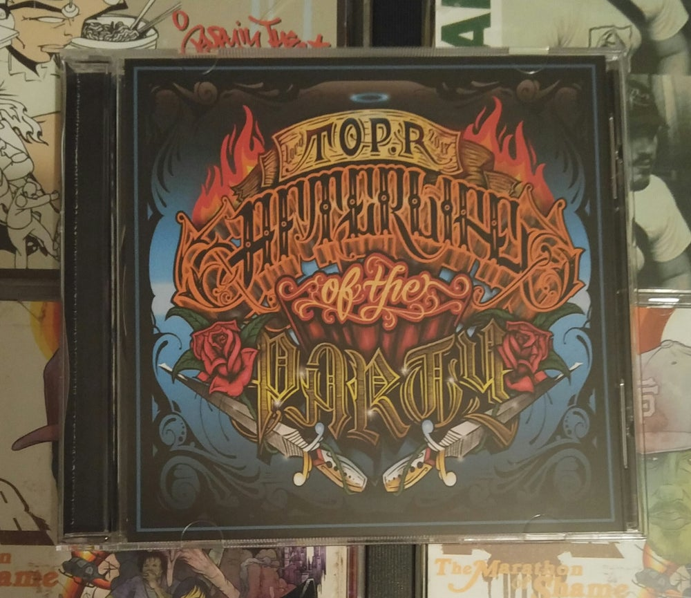 Image of TOPR - The Afterlife Of The Party CD