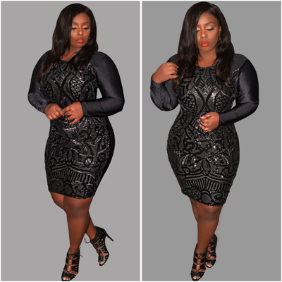 Black Beauty - Plus Size Fashionz