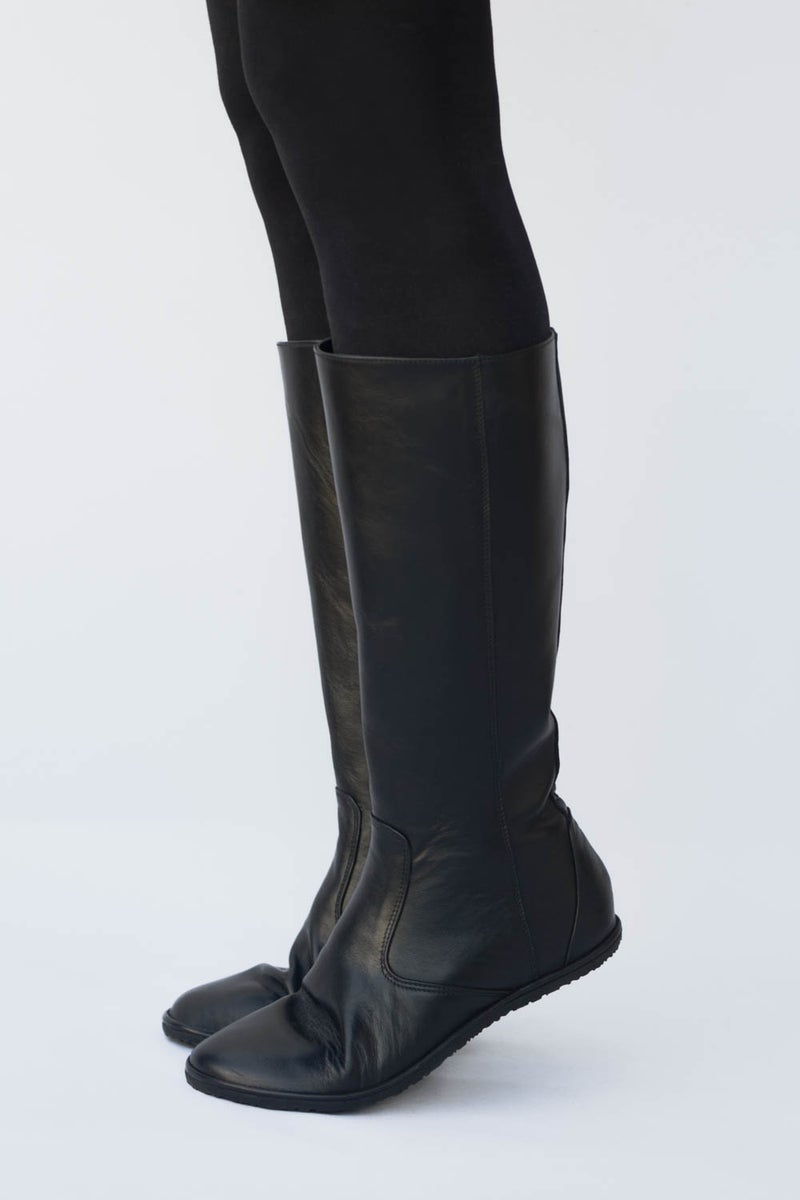 The Drifter Leather Handmade Shoes Riding Style Boots