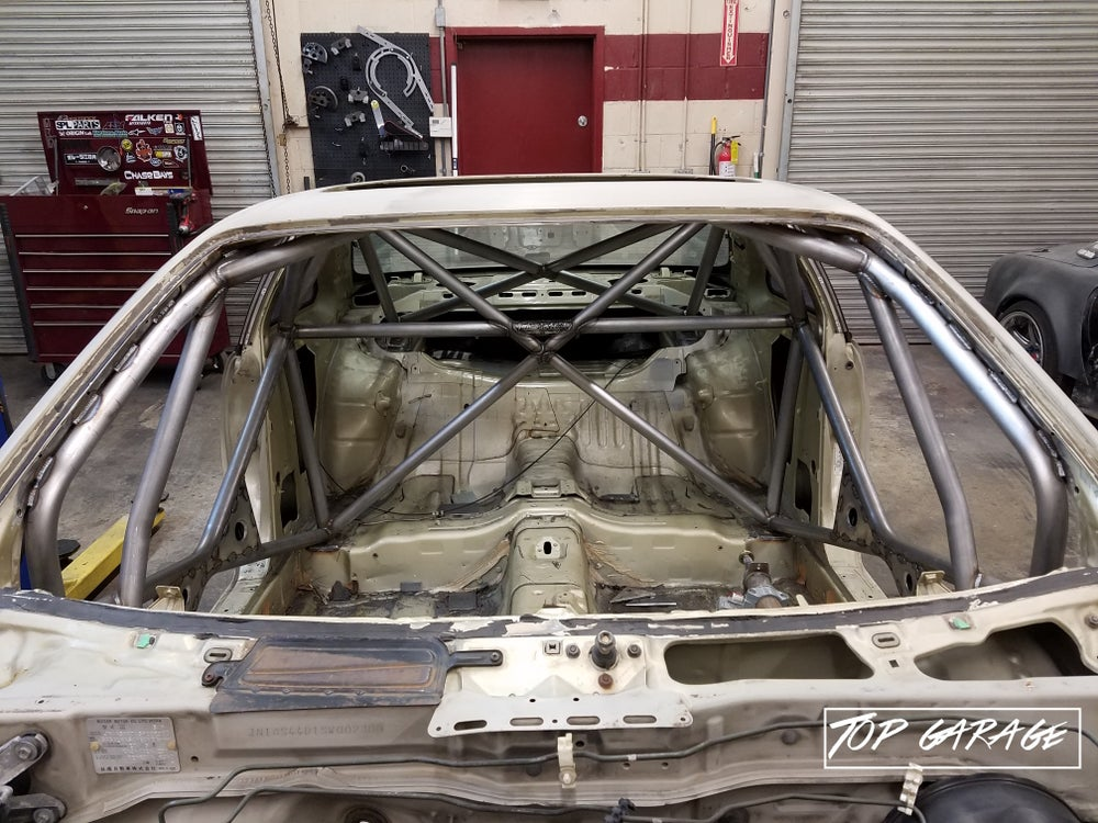 Image of Custom Roll Cages