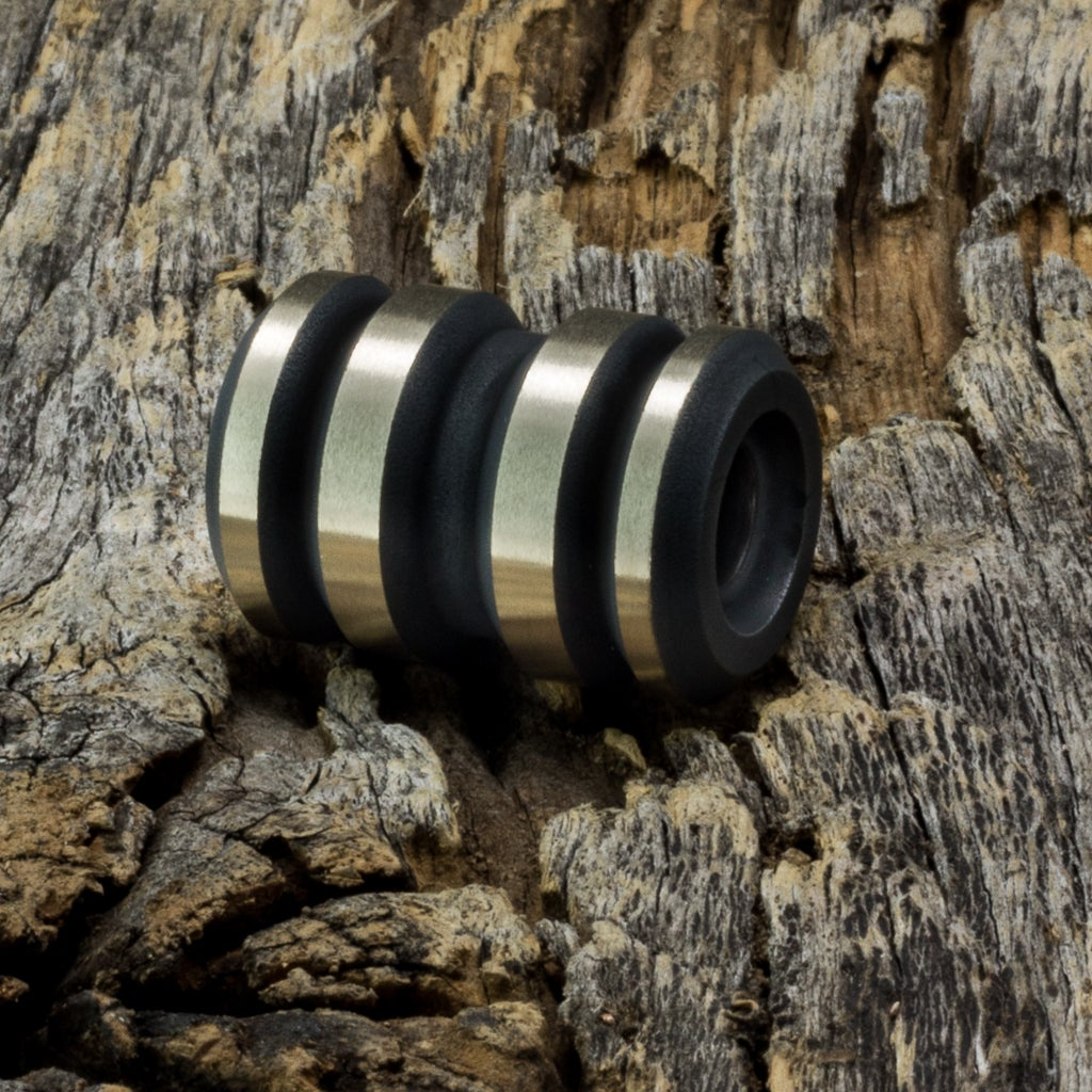 Image of Tank Brass Dark Side Bead