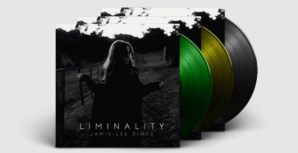 Image of BUY NOW 'Liminality' Limited-edition color vinyl