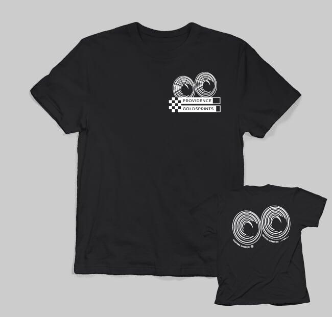 Image of Providence Goldsprints tshirt