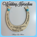 Image of Wedding Horseshoe