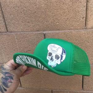 Image of Skull Trucker SnapBack
