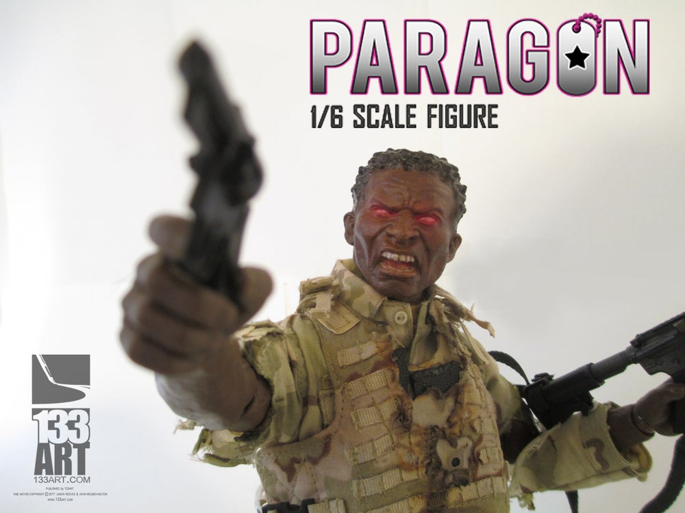 Image of PARAGON Deluxe Sixth Scale Figure
