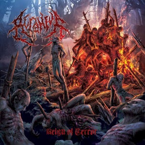 Image of DIGIPAK - Reign of Terror