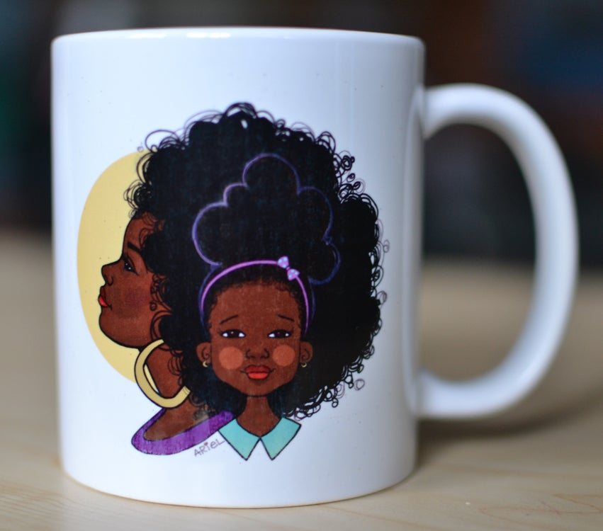 Image of Mommy+Me Mug