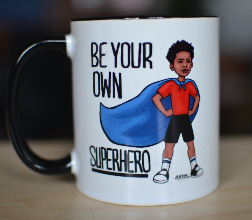 Image of Superhero Mugs