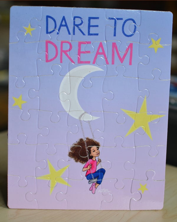 Image of Dare to Dream Puzzles