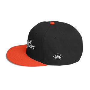 Image of VSC Snapback Hat - Black / Orange