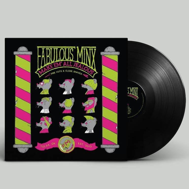 Image of Make 'Em All Jealous Vinyl