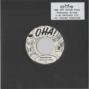 "Image of 7"" Hot House Four : Takeaway Alley. Ultra Ltd (150 copies) single sided."
