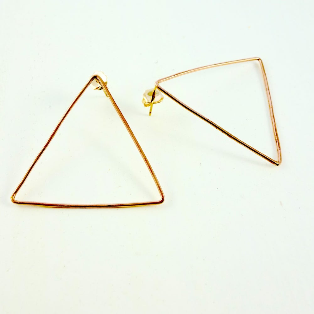 Image of Trinity Statment Studs