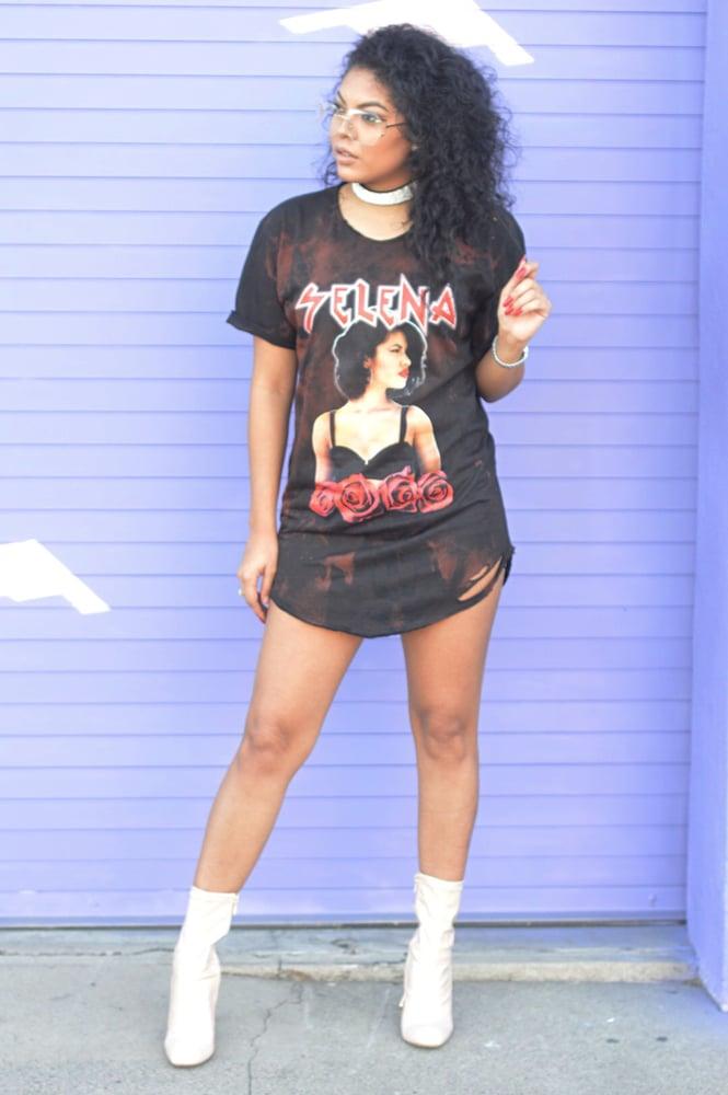 Image of Selena Vintage Tee