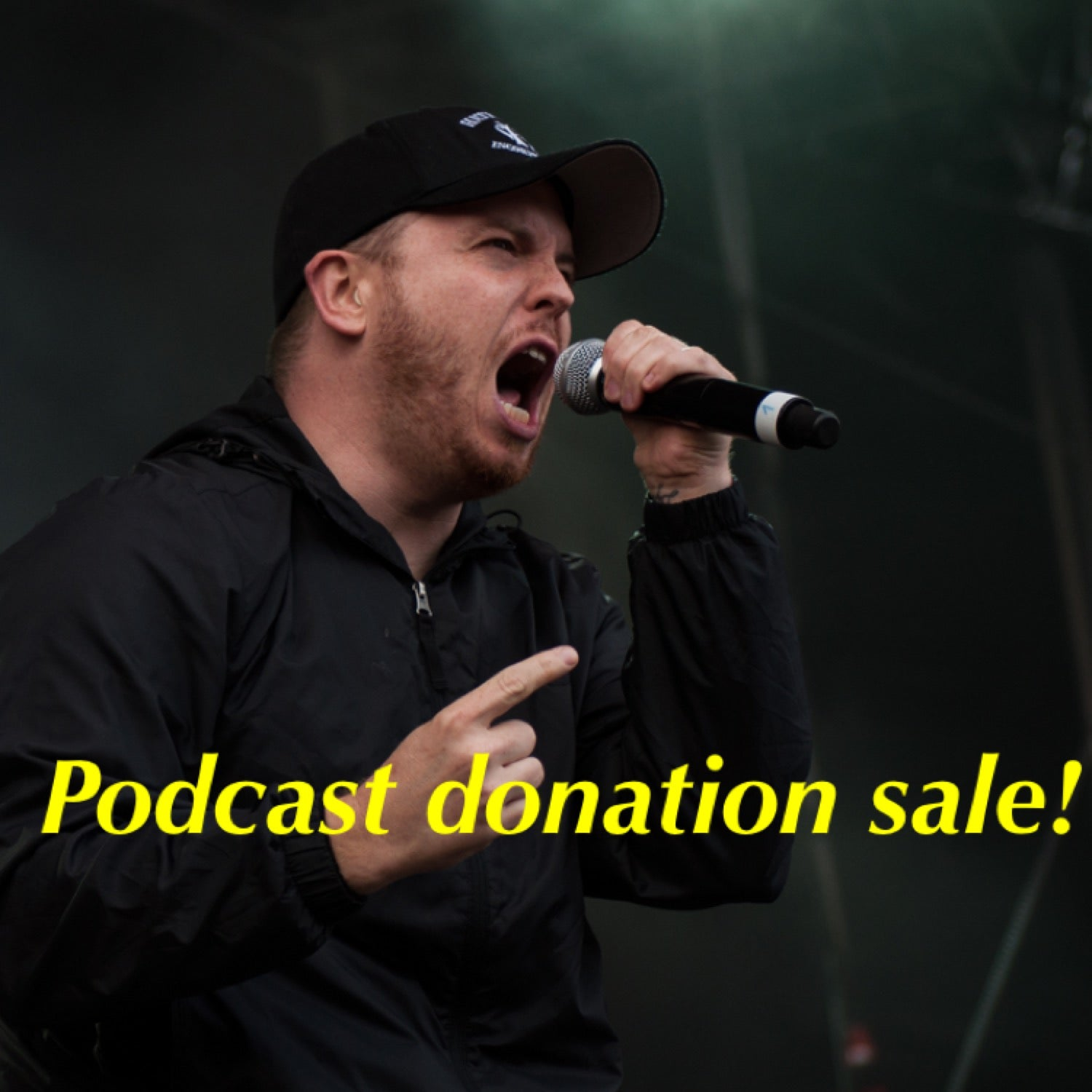 Image of THE JASTA SHOW - Podcast Donation Sale