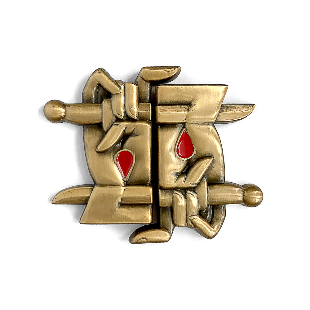 Image of Blood Ceremony (Pin Set)