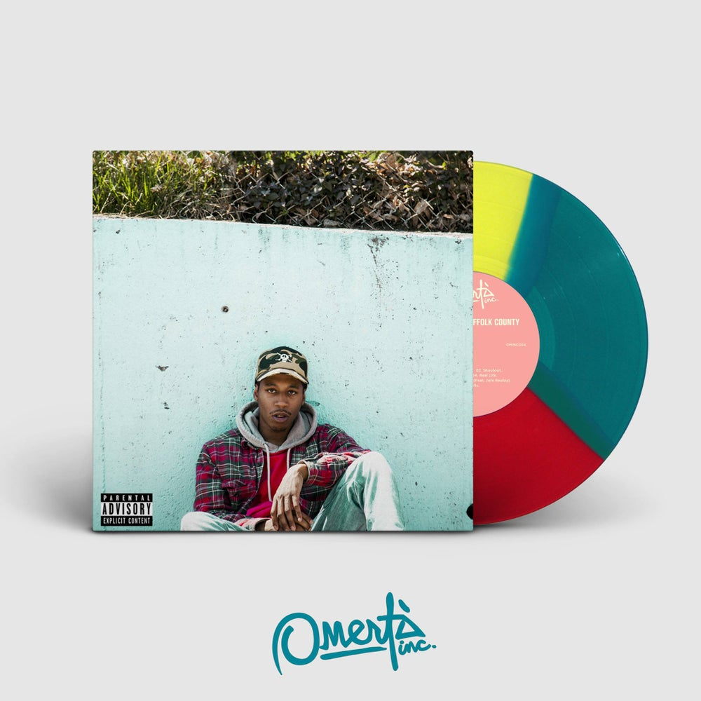 Image of Cousin Stizz - Suffolk County [LP] OMINC004