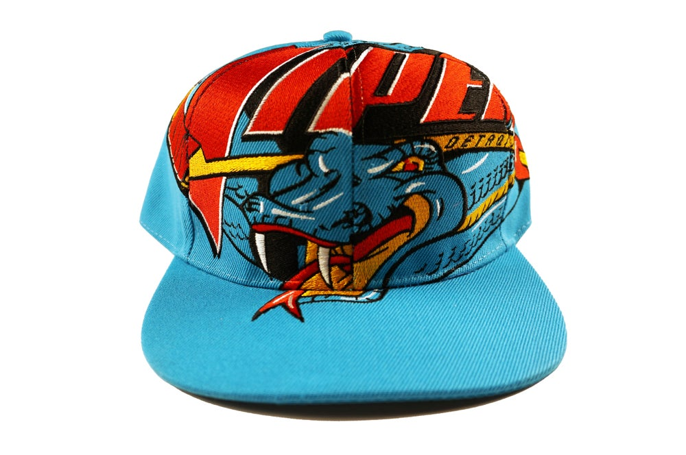 Image of Detroit Vipers Big Logo Snapback