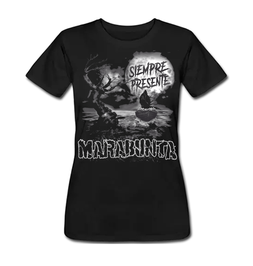 Image of Camiseta Mujer - Siempre Presente