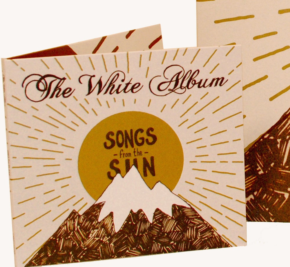"Image of ""Songs From The Sun""CD"