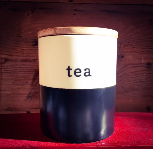 Image of Tea Jar