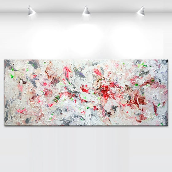 Image of 'Niveis' - 60x152cm (reserved for Deborah)