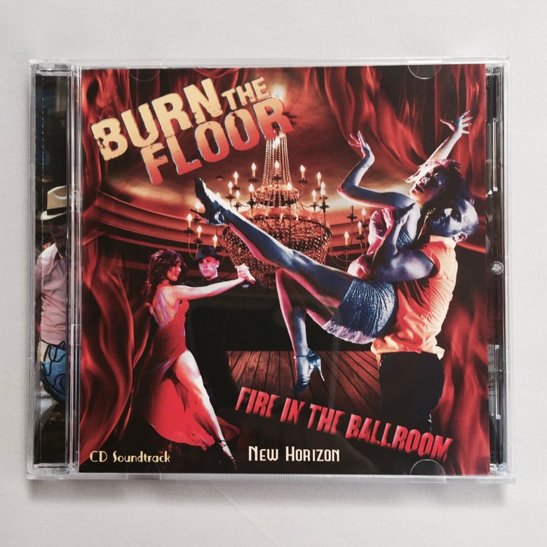 Image of 'Fire in the Ballroom' soundtrack