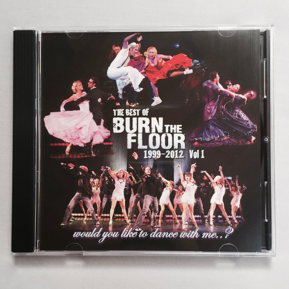 Image of Best of 'BURN THE FLOOR' Vol. 1