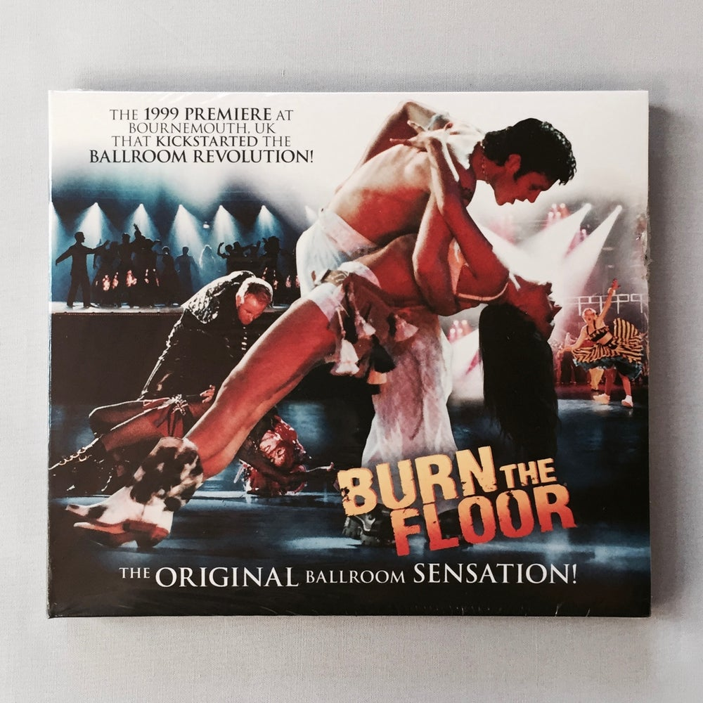 Image of 'Burn the Floor' (1999) DVD & CD