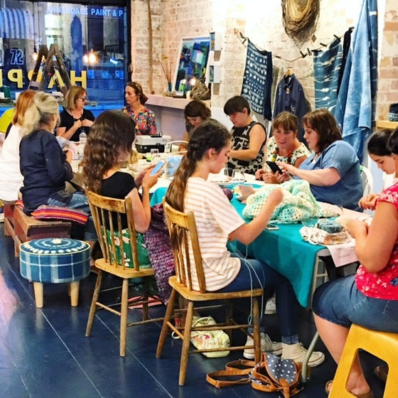 Image of TUESDAY CRAFT NIGHT IN @ THE HAPPENSTORE STARTING Tuesday August 7th 2018