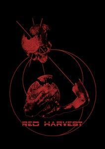 Image of T-Shirt RED HARVEST Hybreed