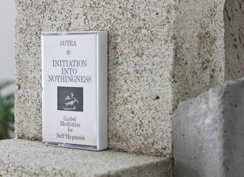 Image of Initiation into Nothingness - Guided Meditation for Self-Hypnosis CS