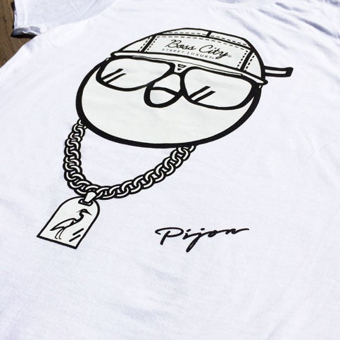 Image of STREET LUXURY® Pijon De Luxe Tee