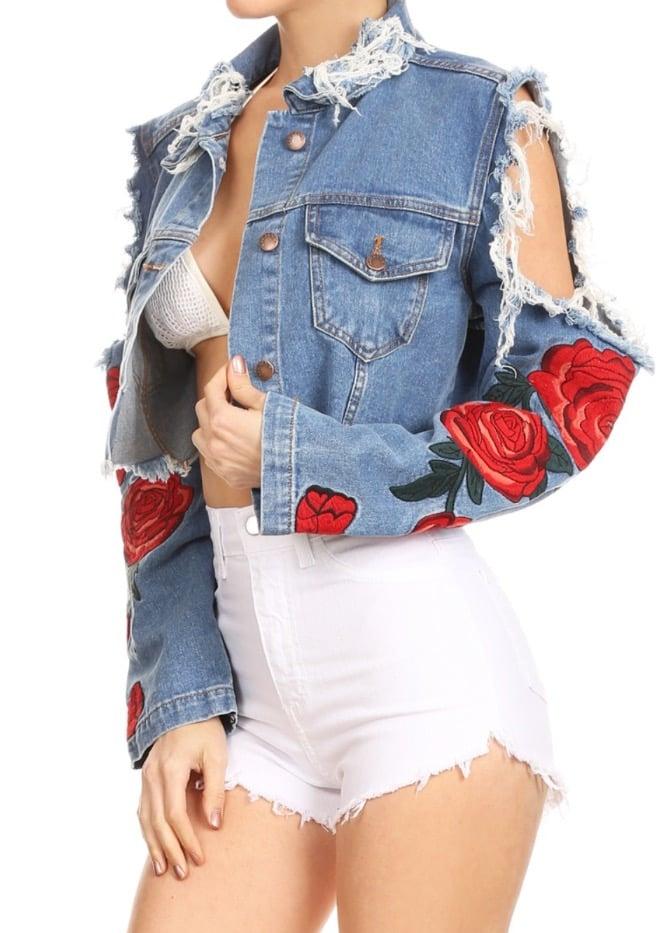 Image of Rose kill jacket