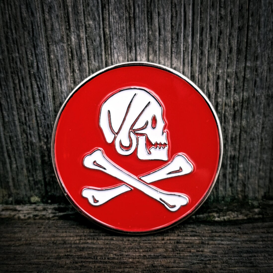 Image of Jolly Roger Challenge Coin