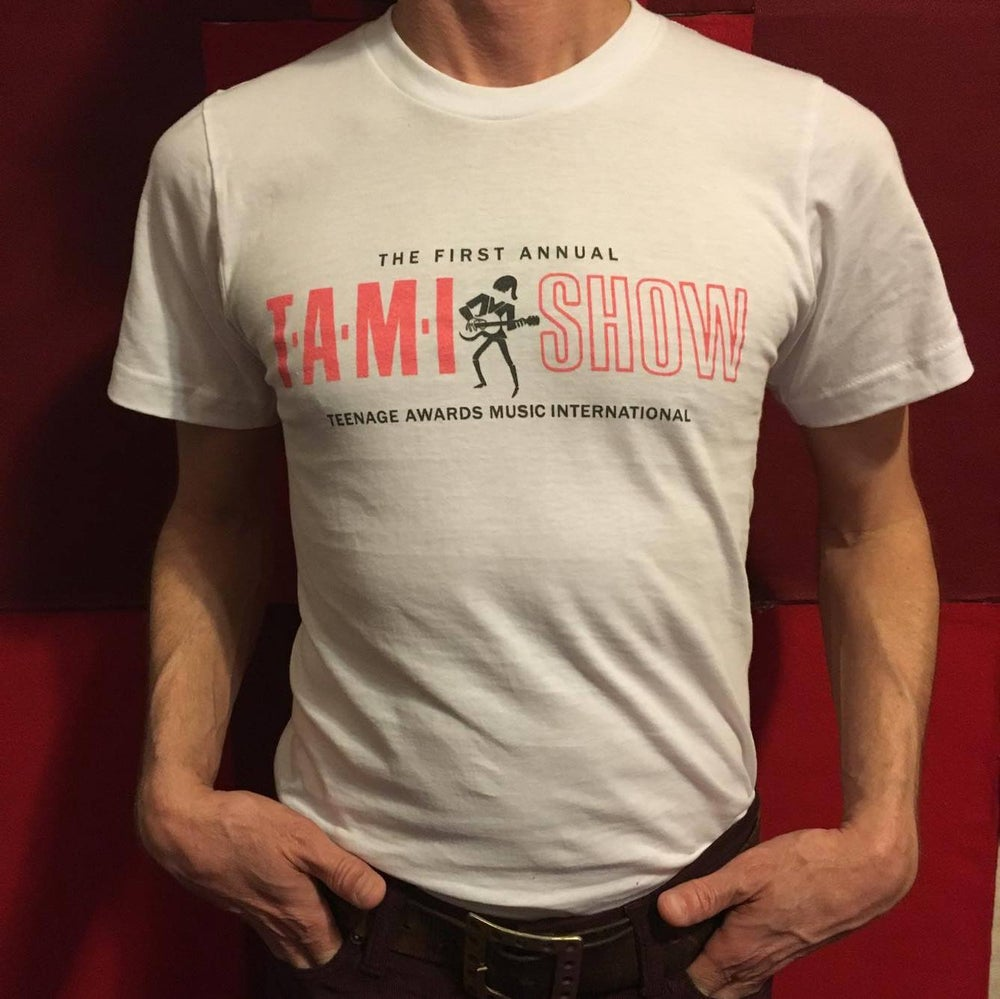 Image of T.A.M.I. Show t-shirt