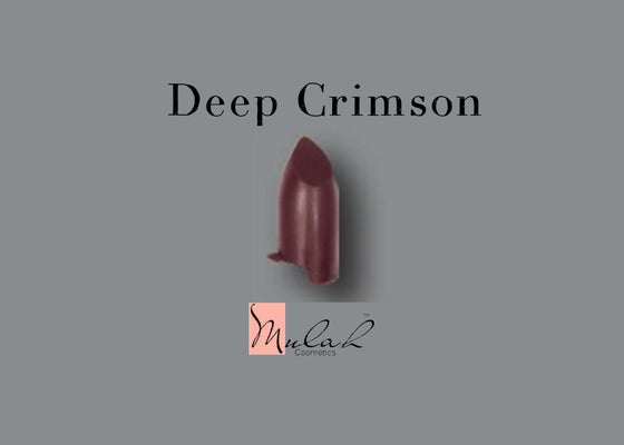 Image of Deep Crimson Ultra Matte Lipstick