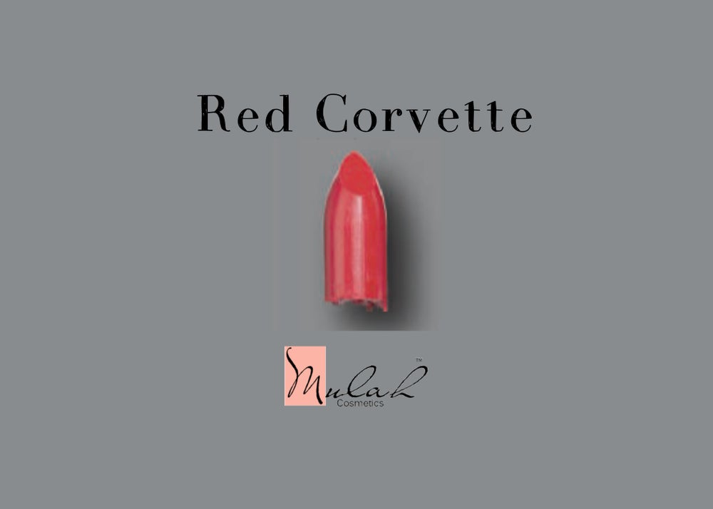 Image of Red Corvette Ultra Matte Lipstick