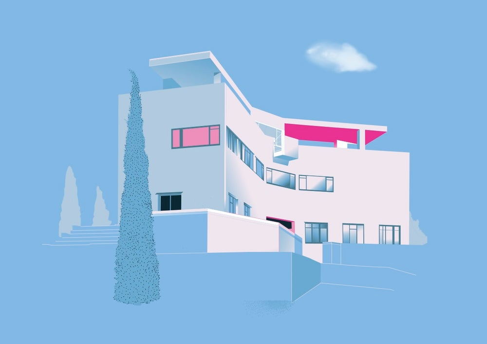Image of Modernist House