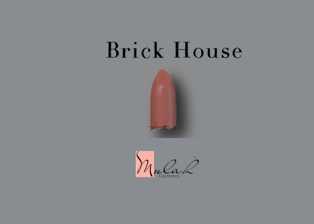 Image of Brick House Ultra Matte Lipstick