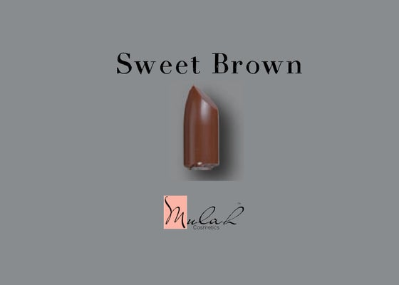 Image of Sweet Brown Ultra Matte Lipstick