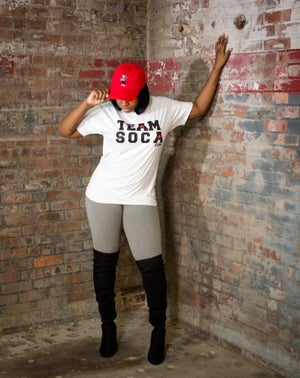 Image of Men & Women Team Soca T-Shirts - Various Colors