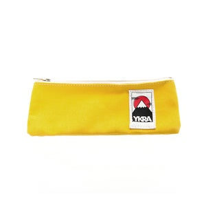 Image of YKRA Pencil case - yellow